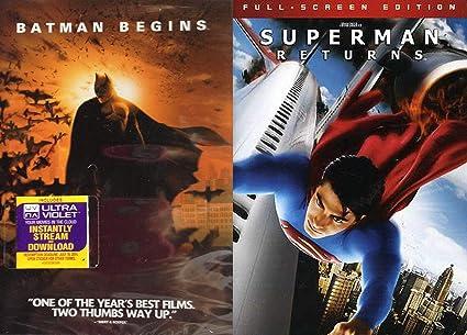 Amazon com: The Full DC Comics Cycle - Batman Begins