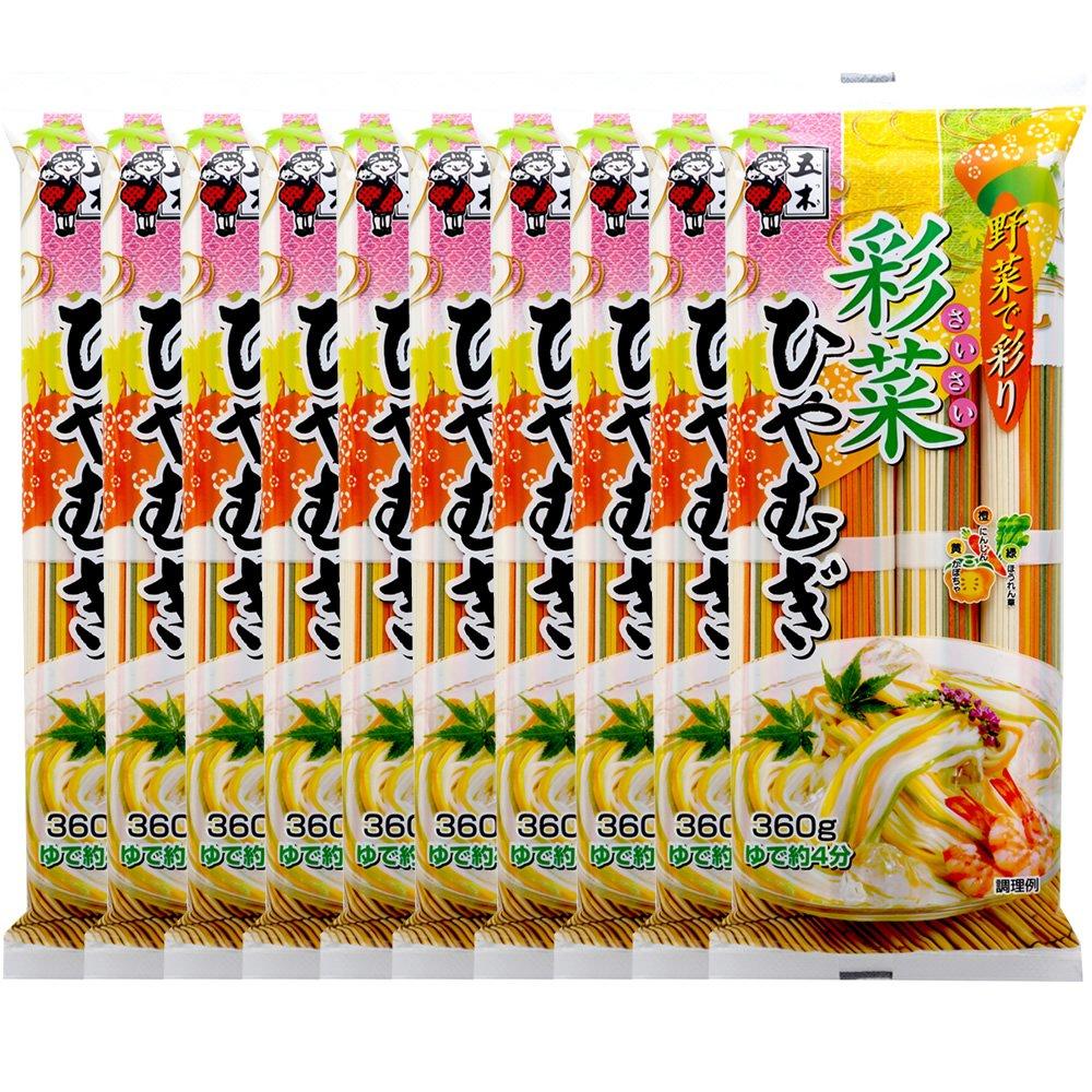 Itsuki food Saina Hiyamugi 360gX10 meals by Itsuki food
