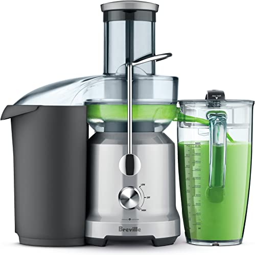 Breville-BJE430SIL-Juice-Fountain-Cold-Centrifugal-Juicer,-Silver