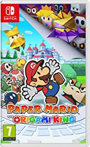 Nintendo Paper Mario: The Origami King - Switch SPANISH - Switch