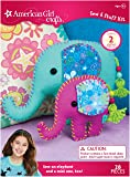 American Girl Crafts Elephants Sew & Stuff Kit
