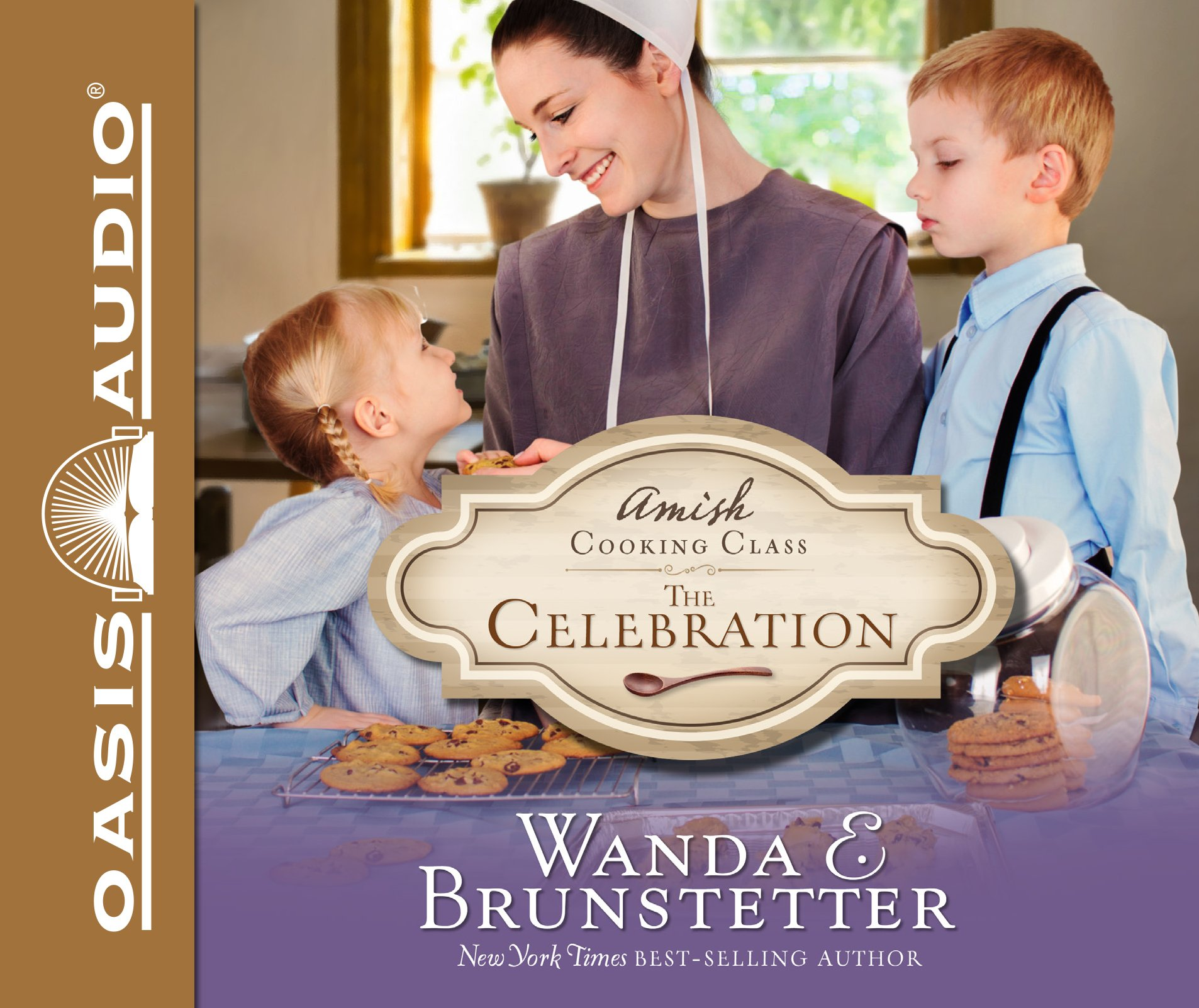 Read Online The Celebration (Library Edition) (The Amish Cooking Class) pdf