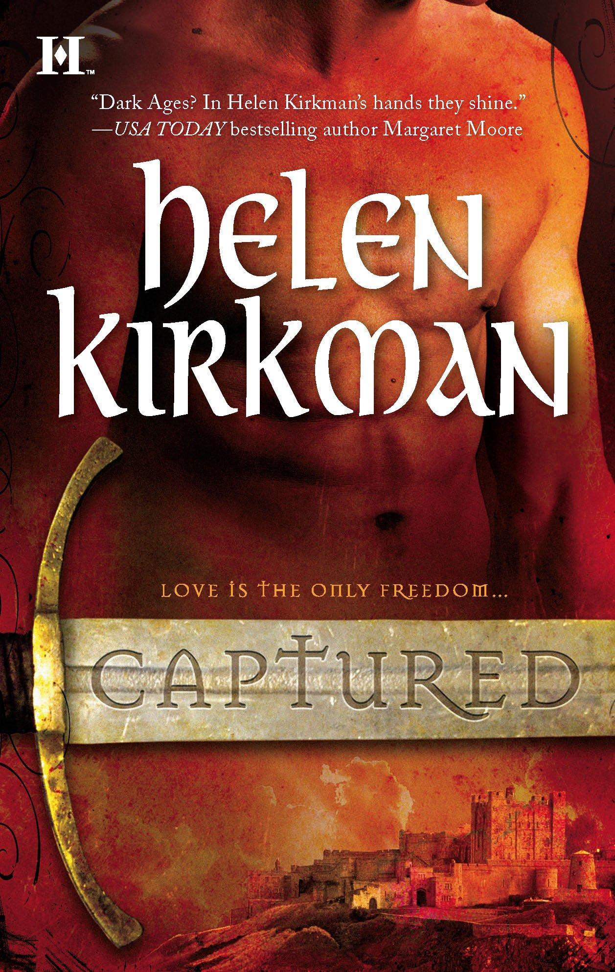 Captured (Hqn Romance) ebook