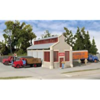 Walthers Trainline HO Scale United Trucking Building