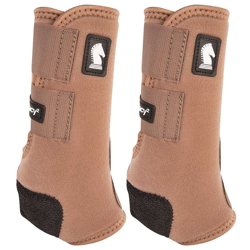 Classic Rope Company Legacy2 Hind Predective Boots 2 Pack L Caribou