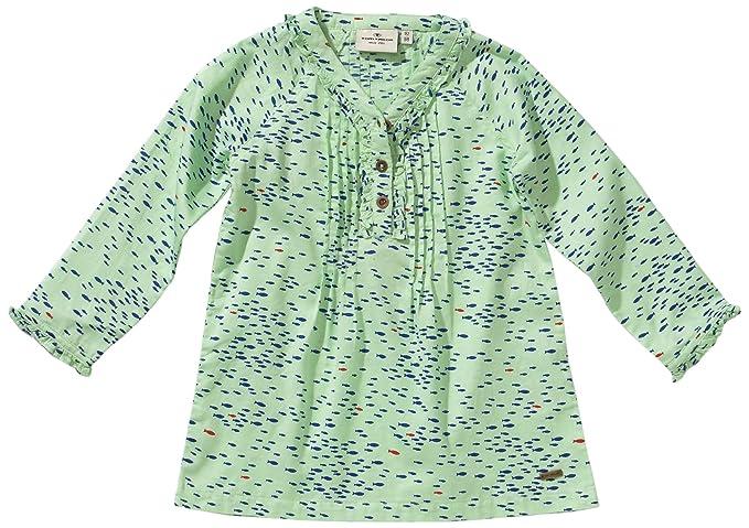Tom Tailor Blusa de manga larga para niña, talla 2-3 años (92