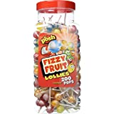 POSH Fizzy Fruit Lollies 200 Per Jar
