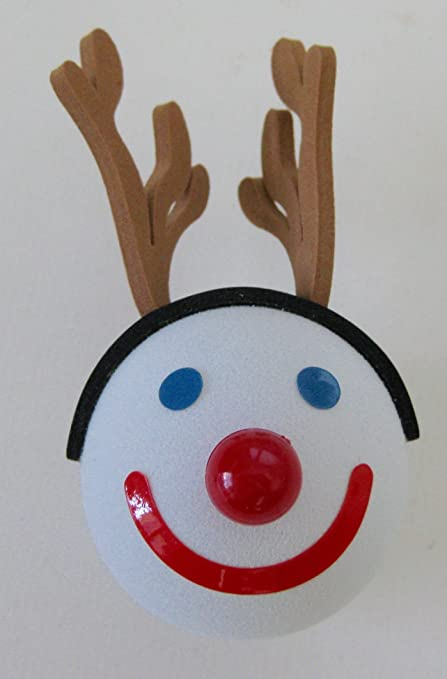 jack in the box christmas antenna ball reindeer antlers - Jack In The Box Open On Christmas