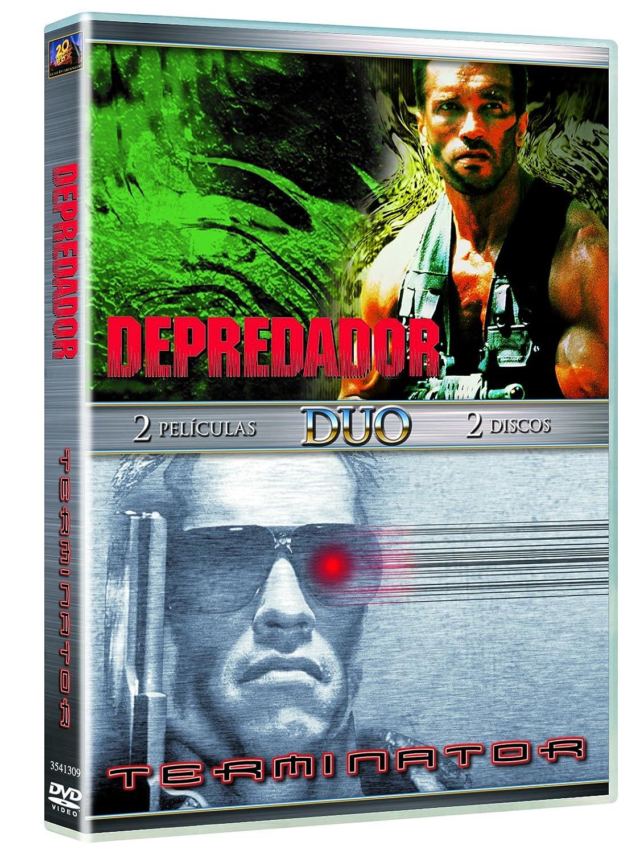 Terminator + Depredador - Duo [DVD]: Amazon.es: R. G. Armstrong ...