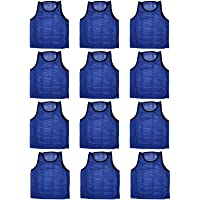 Bluedot Trading Deportes para Adultos - Chalecos para Práctica de Cacería, 12 Unidades, excelente Calidad