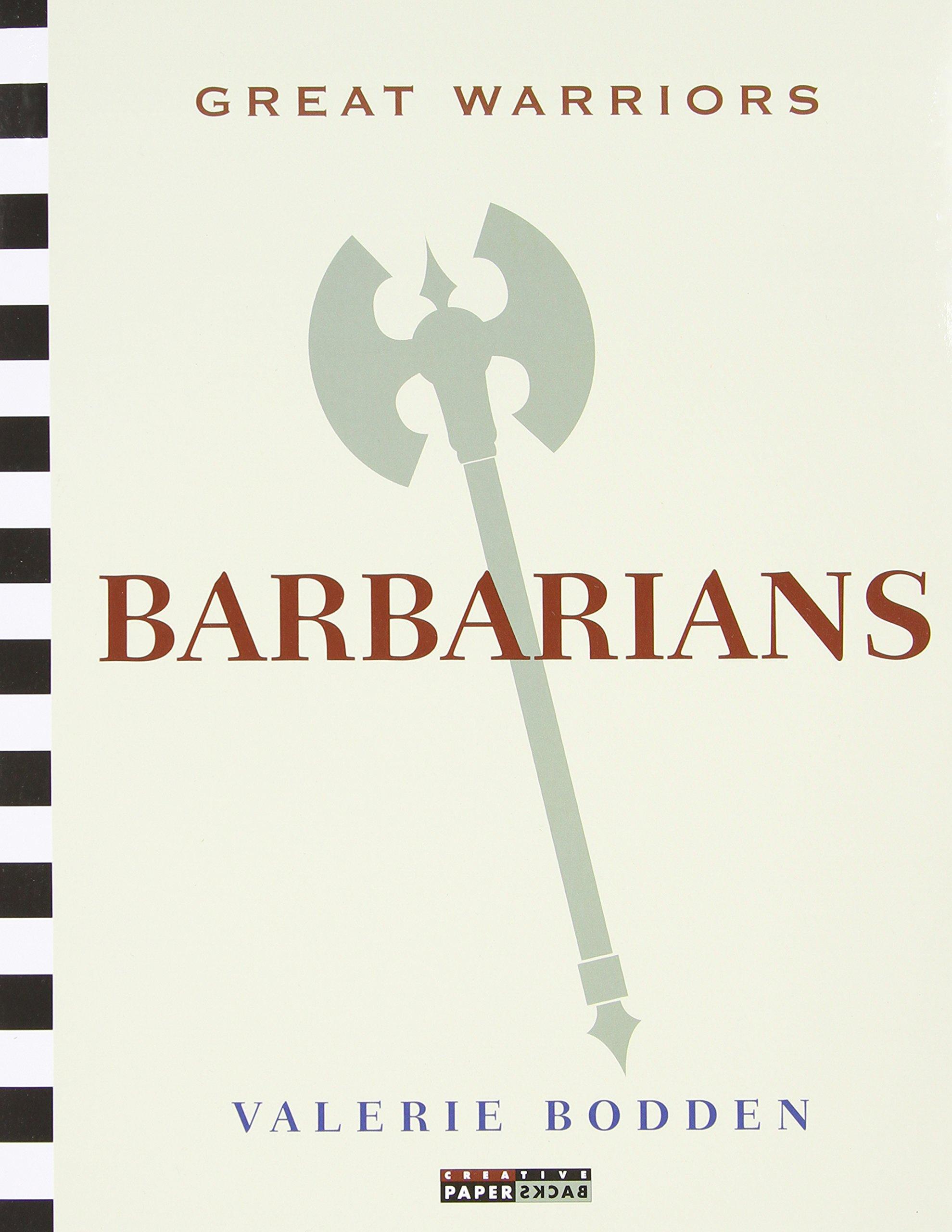 Great Warriors: Barbarians