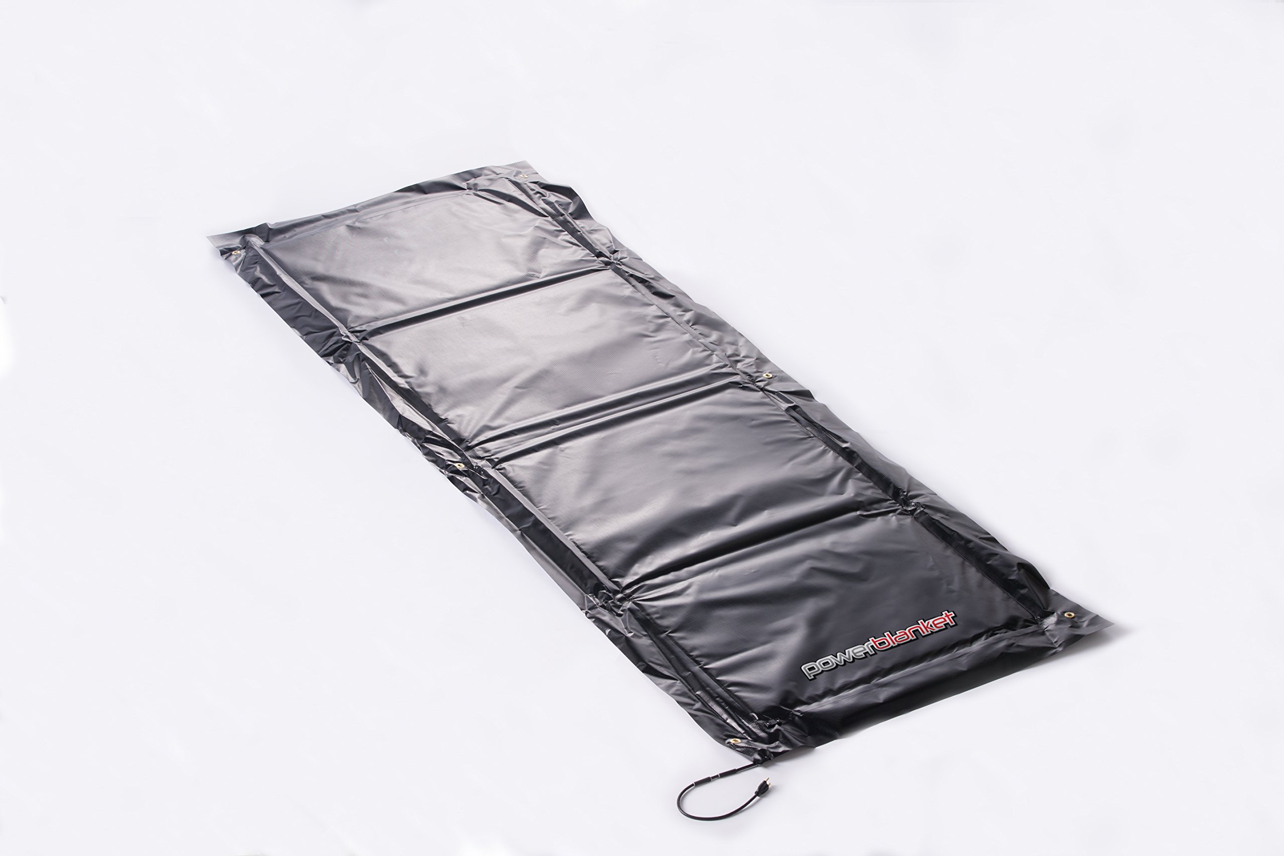 Powerblanket EH0310 High Watt Density Ground Thawing Blanket - Epoxy Curing Blanket, 3' x 10' Heated Dimensions, 4' x 11' Finished Dimensions