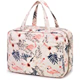 Large Hanging Toiletry Bag Travel Makeup Bag Cosmetic Organizer for Women and Girls