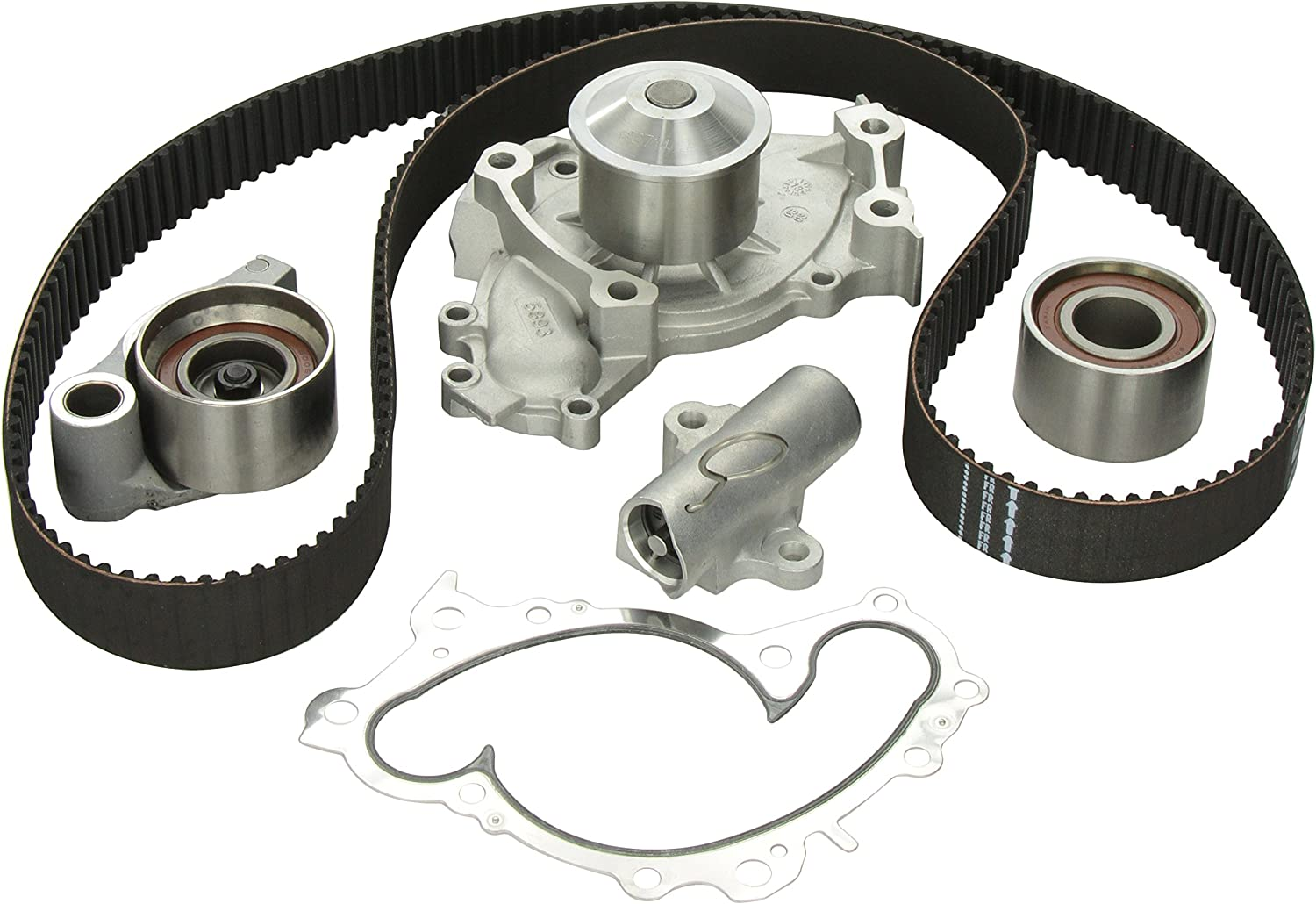 Online Automotive TBWPSETOL16 6001 Timing Belt Kit with Water Pump