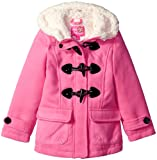Amazon Price History for:Pink Platinum Girls' Wool Toggle Coat
