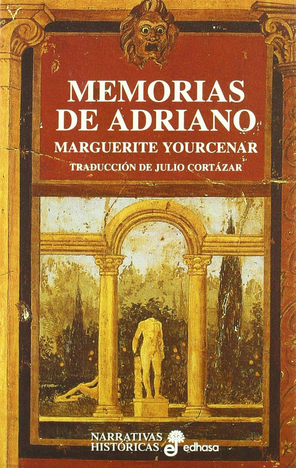 Memorias de Adriano: Amazon.it: Yourcenar, Marguerite, Cortázar ...