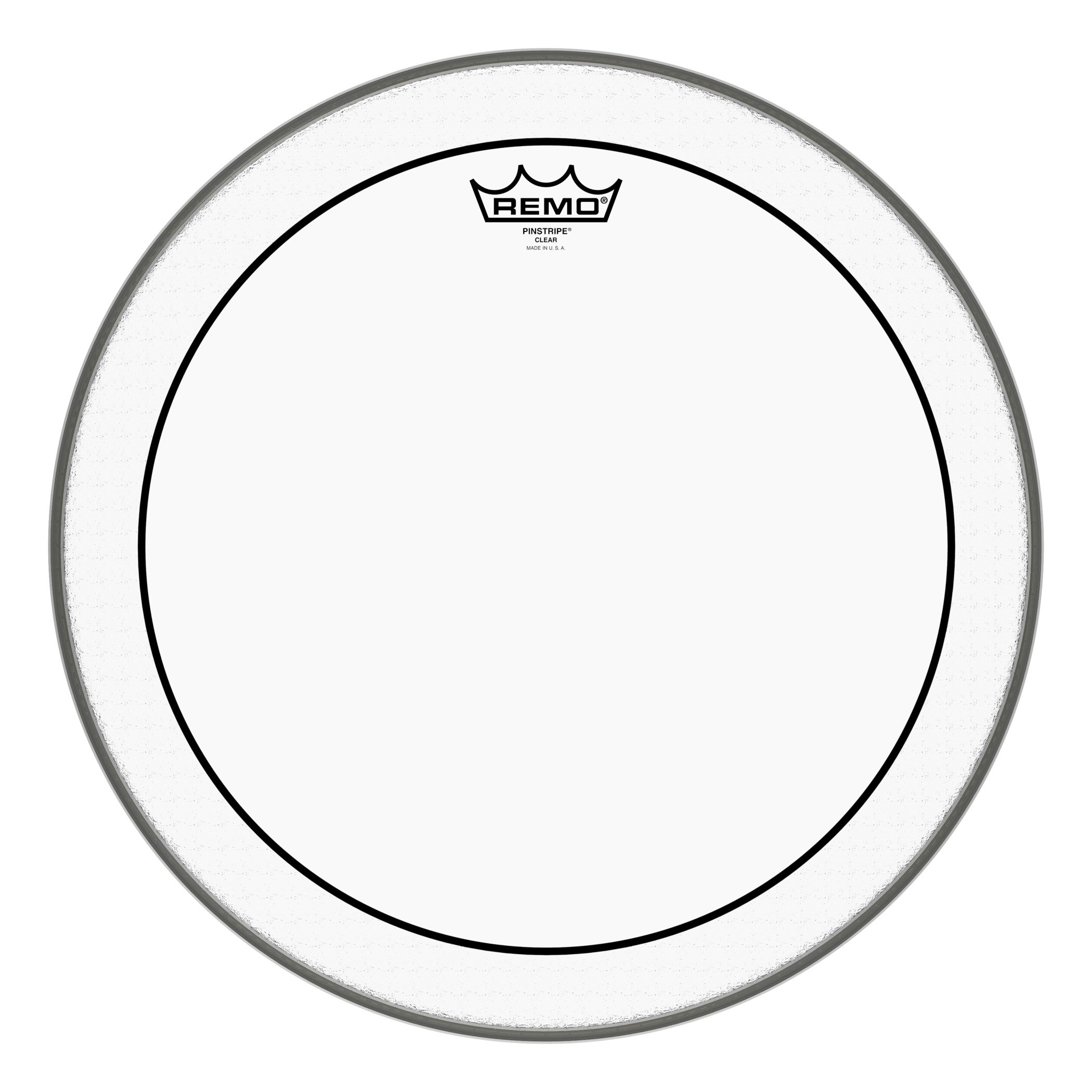 Remo Pinstripe Clear Drumhead, 16''