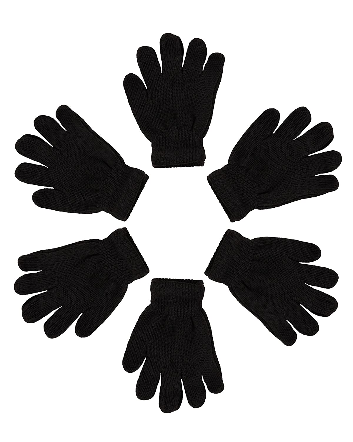2ND DATE Kid's Winter Magic Gloves-Pack of 12 2000000093