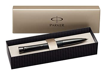 stylo bille parker bleu