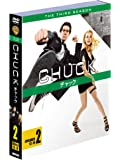 CHUCK/チャック 3rdシーズン 後半セット (12~19話・4枚組) [DVD]