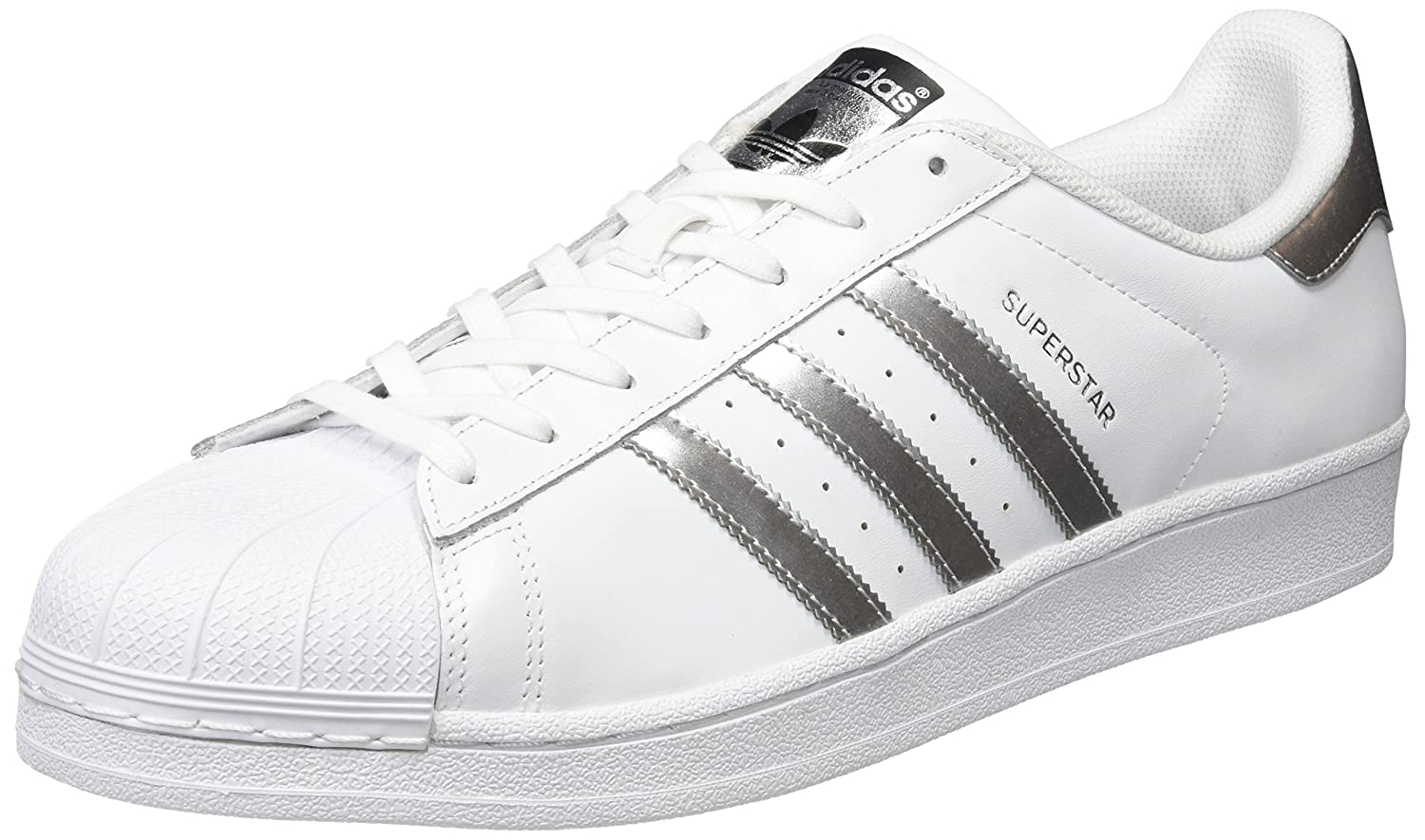 sneakers for cheap dbb85 9fbf3 Adidas Originals Superstar Foundation Scarpe da Ginnastica Unisex - Adulto