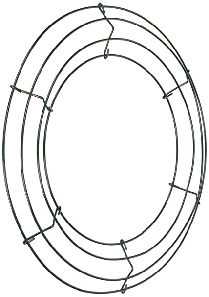 Panacea Wire Wreath Frame 12\