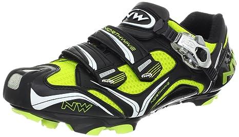 Northwave - Zapatillas de ciclismo para hombre, color, talla 46
