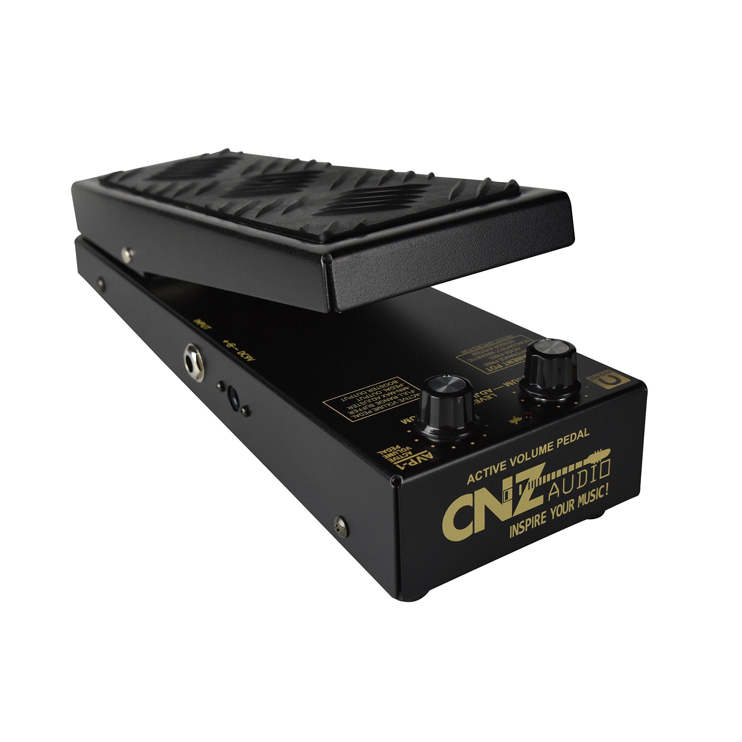 CNZ Audio Active Volume Pedal by CNZ Audio