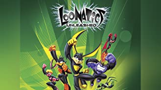 Loonatics Unleashed: The Complete Second Season
