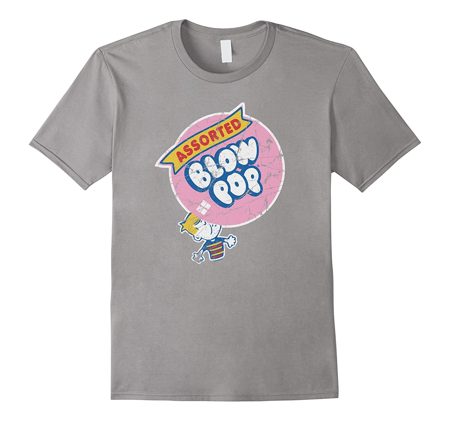 Blow Pop T-Shirt  Classic Look style  10509-Vaci