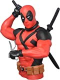 Marvel New Deadpool Bust Bank Action Figure