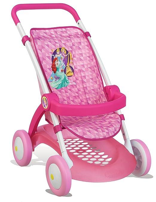 Amazon.es: Sillita rosa de Princesas Disney para muñecos (Smoby 254011): Juguetes y juegos