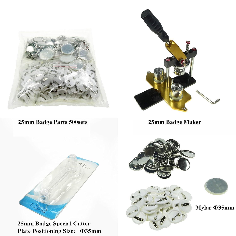 Sol 25 mm Rotación Tipo Manual - Placa y botón máquina ...