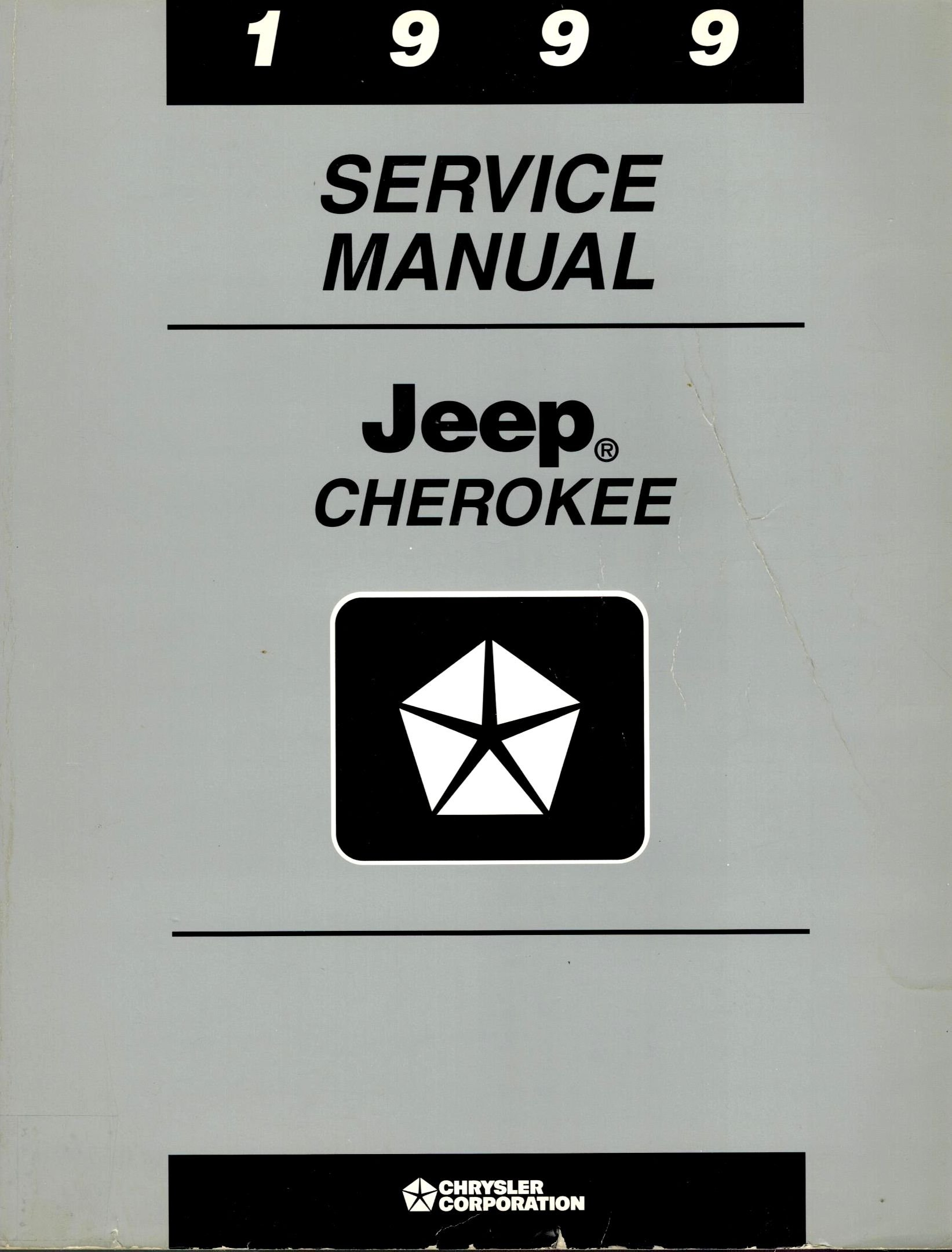 1999 Jeep Cherokee Service Manual (Chrysler Corp., 81-370-9146) Paperback –  1998
