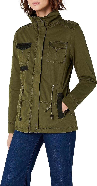 TALLA S. Brandit Summerdale Girlie Jacket Chaqueta para Mujer