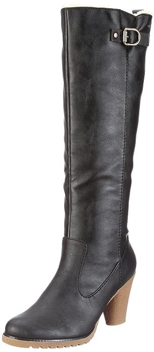 Fur X10411 Esprit Stiefel Stella Bootie Damen WBdQrCxoe