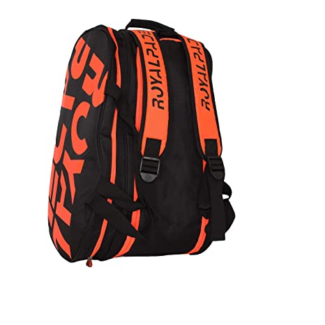 Royal Padel 1 Unisex Adulto, Naranja Flúor, XL: Amazon.es ...