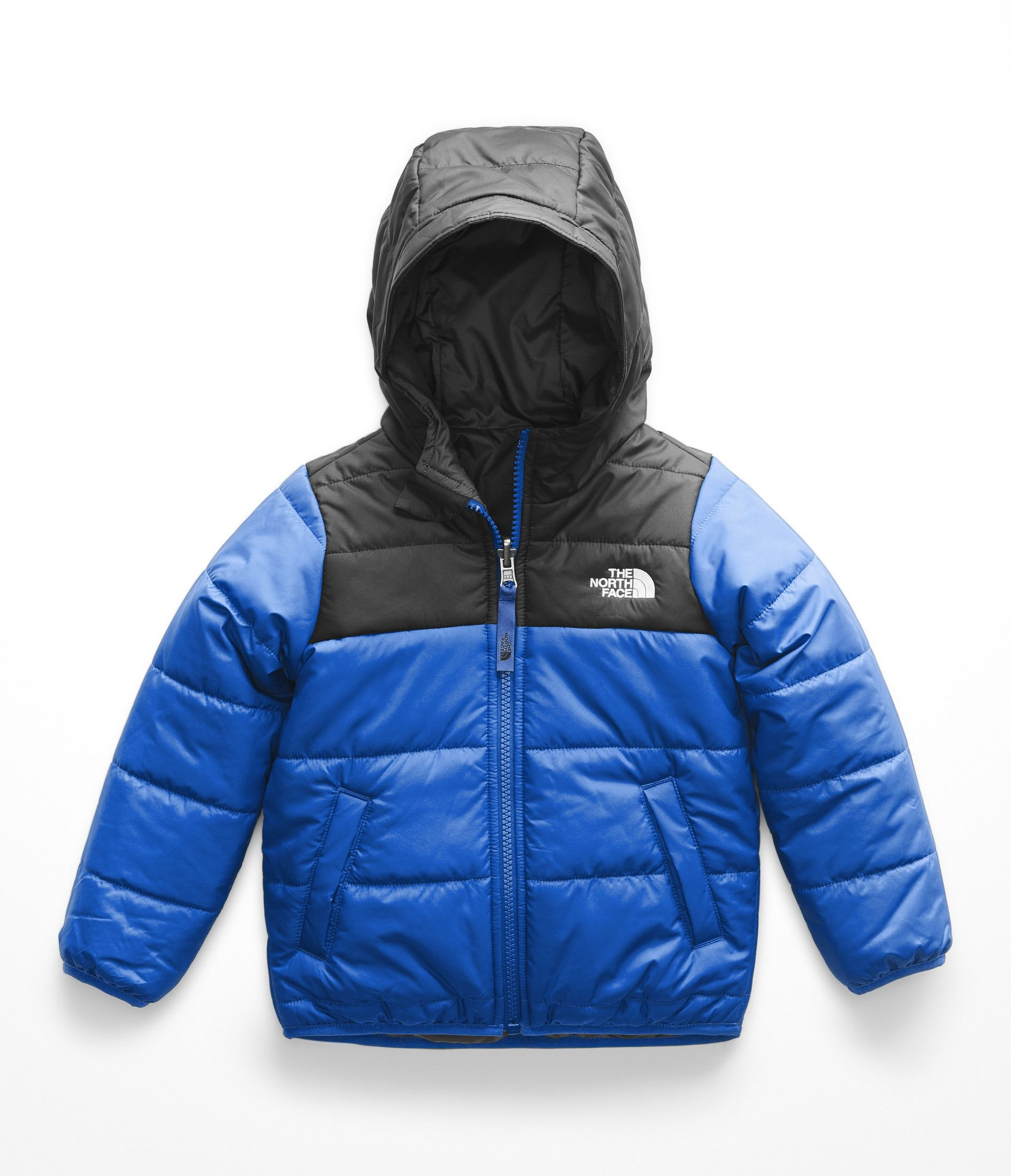 Amazon.com  The North Face Toddler Boys Reversible Perrito Jacket  Clothing e2f6c7878