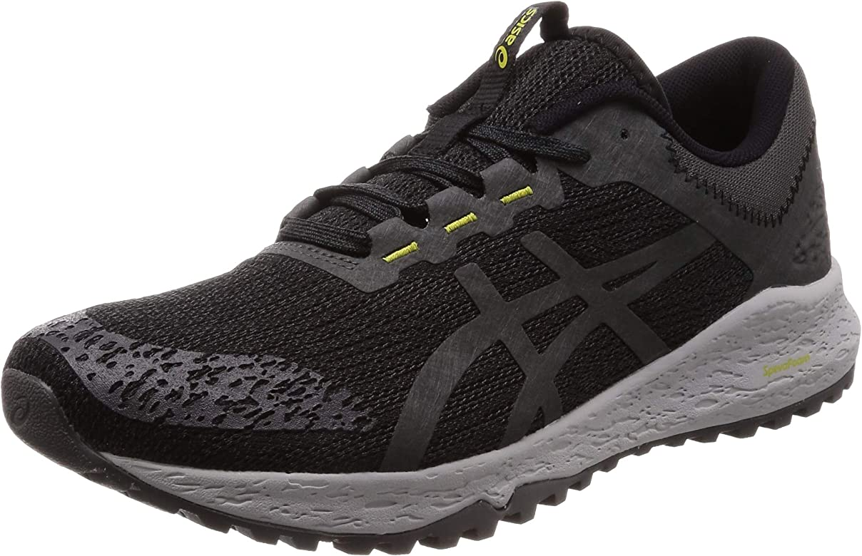 Asics Alpine XT Hombre Running Trainers T828N Sneakers Zapatos (UK 6 US 7 EU 40, Black Dark Grey 001): Amazon.es: Zapatos y complementos