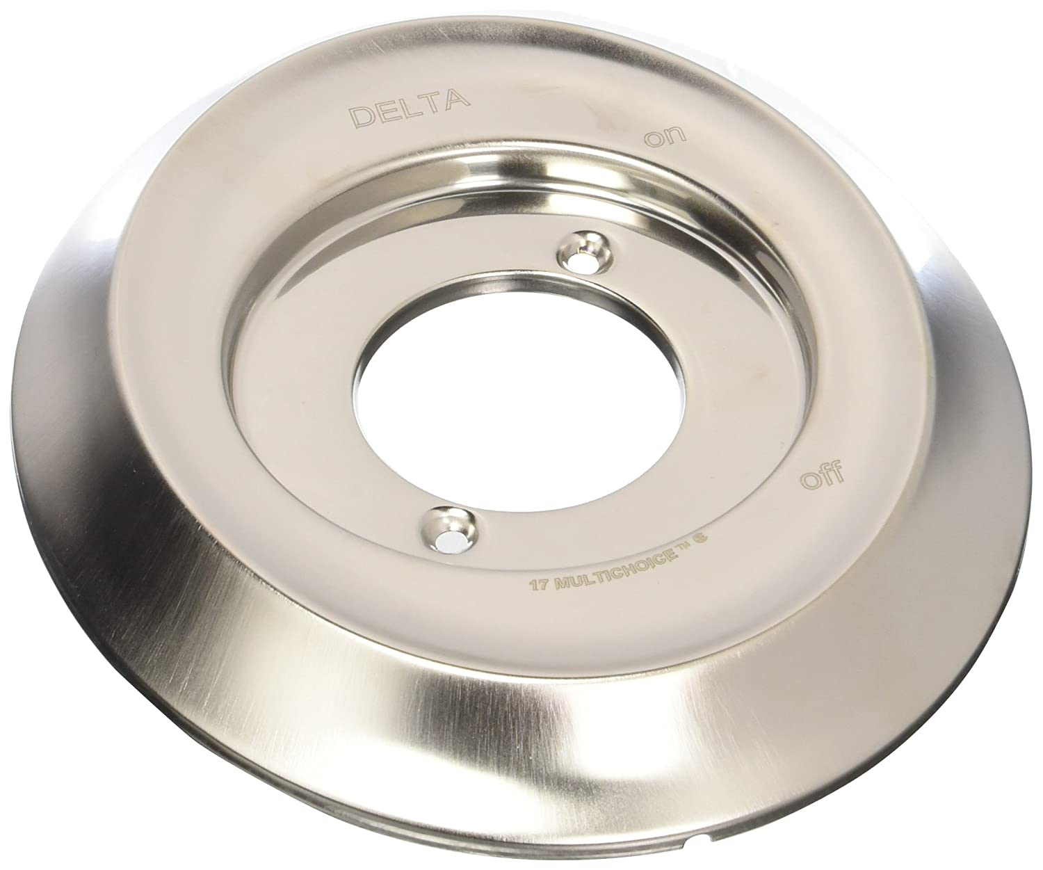 Shower Only Stainless Delta RP52150SS Carlisle Escutcheon