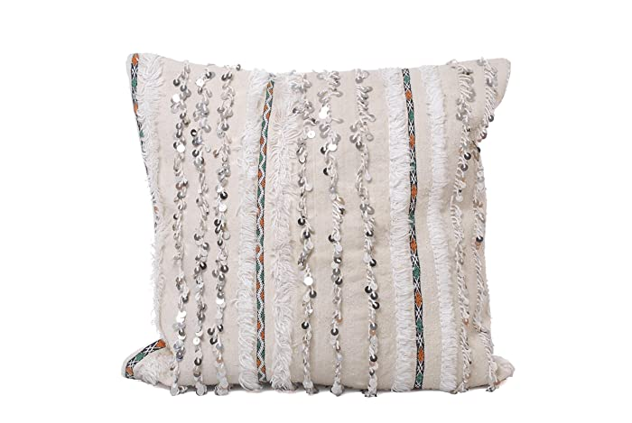 Amazon Moroccan Handira Pillow Cushion Cover Berber Handmade Gorgeous Moroccan Wedding Blanket Pillow Covers