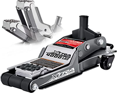 Powerbuilt 620479E Xtra Low Profile Floor Jack