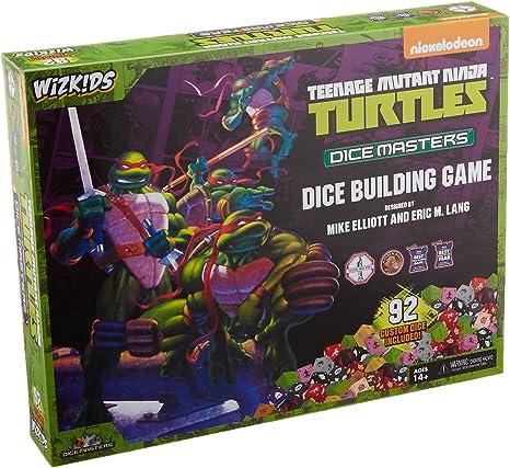 Teenage Mutant Ninja Turtles Dice Masters Box Set