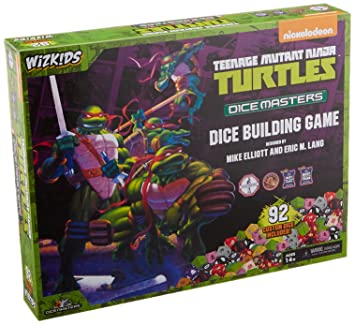 Dice Masters: Teenage Mutant Ninja Turtles - Box Set: Amazon ...