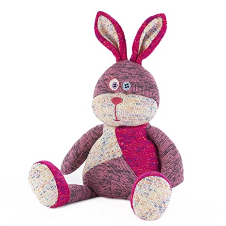 Warmies Conejo peluche para microondas: Amazon.es: Juguetes y juegos
