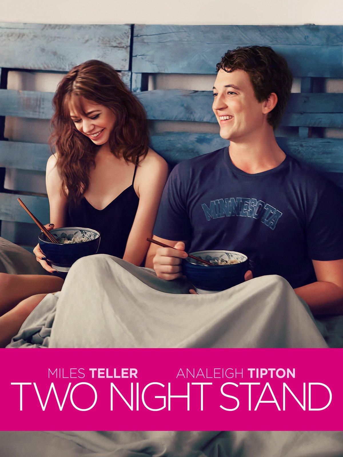 Amazon.com: Two Night Stand: Miles Teller, Analeigh Tipton, Kid Cudi ...