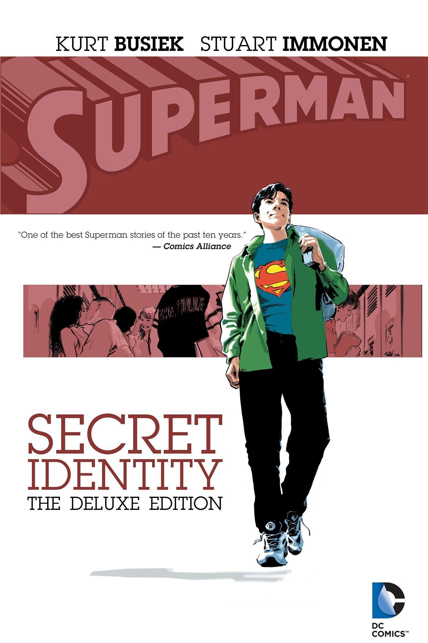 Read Online Superman: Secret Identity Deluxe Edition pdf epub