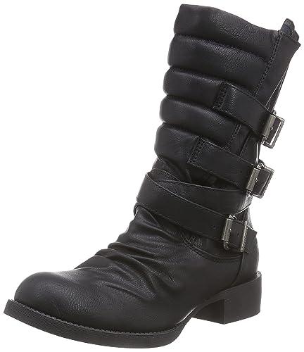 Blowfish Women's Kore Cold Lined Classic Boots Short Length Black, 8 UK, ...