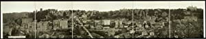 Photo Bird's eye view of Eureka Springs, Ark. 1914