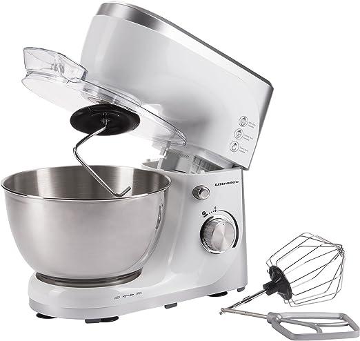 Ultratec 331400000688 Robot de cocina con recipiente para mezclar ...